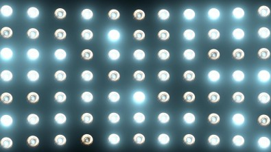 Wall of Lights