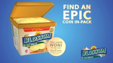 Blossom Advert