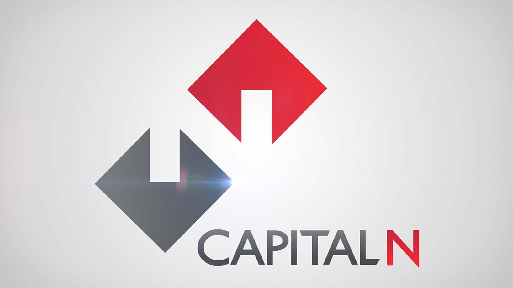 Capital N